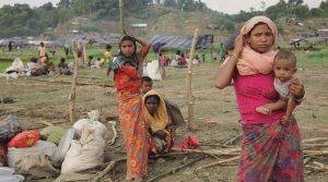 os musulmanes en Myanmar-1