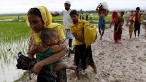 os musulmanes en Myanmar-2