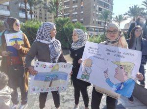 Manifestacion en Almeria sobre Quds 2017-5