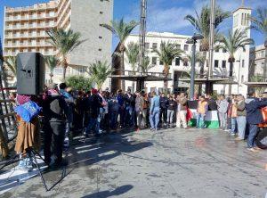 Manifestacion en Almeria sobre Quds 2017-8