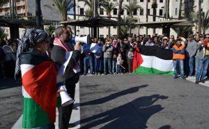 Manifestacion en Almeria sobre Quds 2017-9