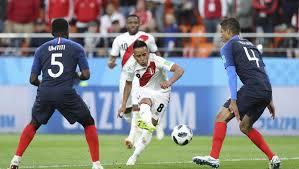 Francia ante Perú1