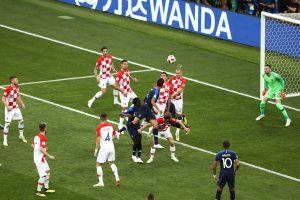 Francia impuso ante Croacia (4-2)-2