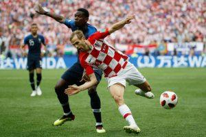 Francia impuso ante Croacia (4-2)-3