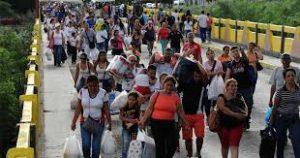 la repatriacion de los venezzolanos